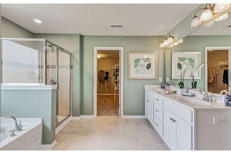 Bathroom-in-Grisham Basement-at-Brookfield - Enclave-in-Clover