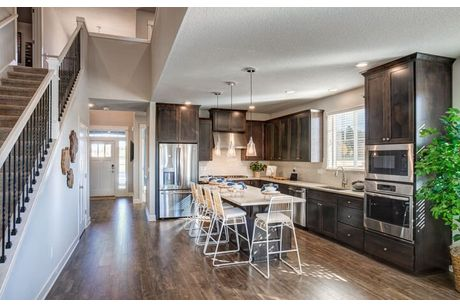 Kitchen-in-Mulberry-at-Peach Tree Meadows-in-Portland