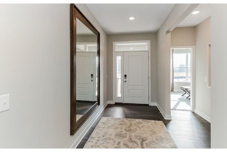 Foyer-in-Wilmington-at-Turnberry - Cornerstone Collection-in-Noblesville