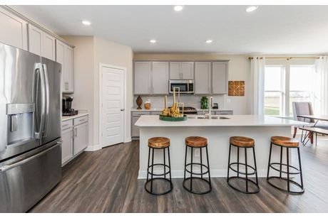 Kitchen-in-Wilmington-at-Turnberry - Cornerstone Collection-in-Noblesville