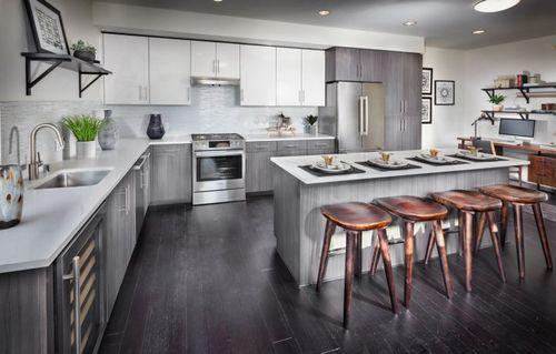 Kitchen-in-555 Innes Ave. #408-at-The San Francisco Shipyard - Engel-in-San Francisco