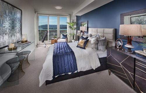 Greatroom-and-Dining-in-555 Innes Ave. #408-at-The San Francisco Shipyard - Engel-in-San Francisco