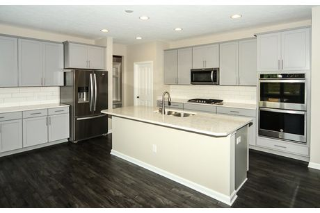 Kitchen-in-Fairmont-at-Turnberry - Cornerstone Collection-in-Noblesville