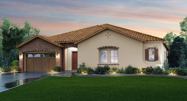 Residence 2861 | Elevation A
