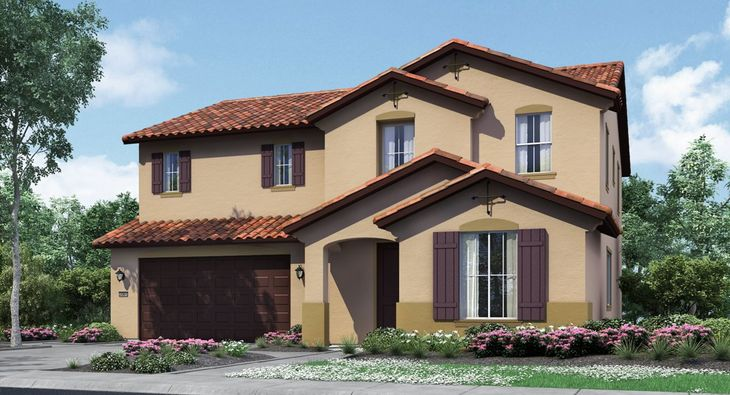 The Avenal | Elevation A