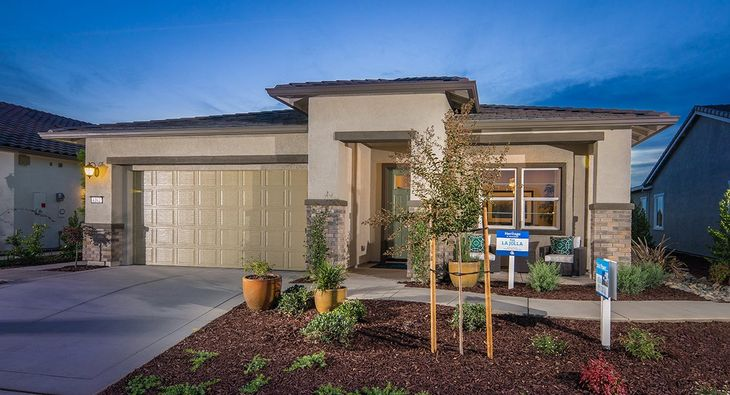 The La Jolla Model Home