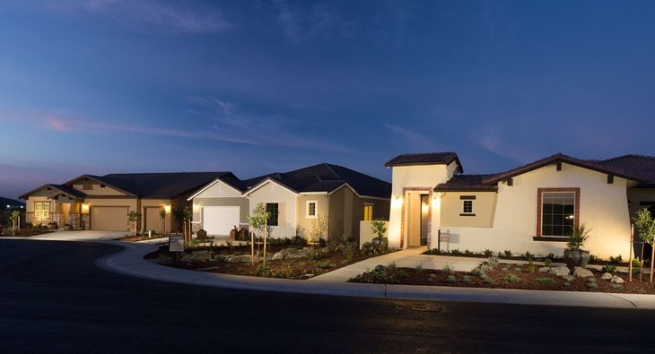 The Estates Model Home Collection