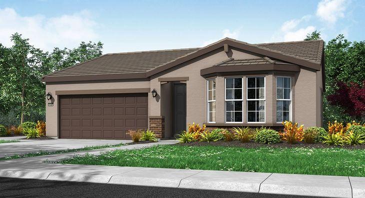Residence 1137 | Elevation C