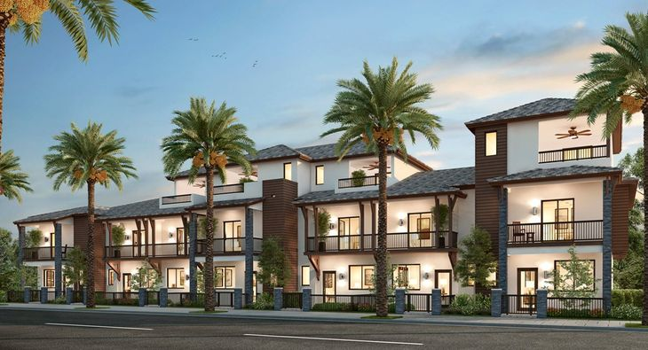 2-Story Townhomes