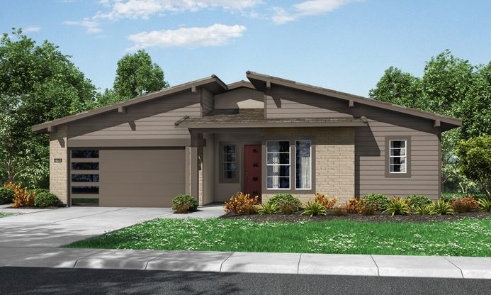 Residence 2766 | Elevation E