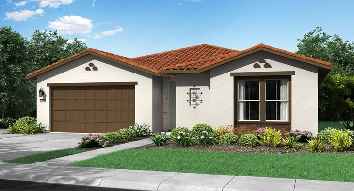 Residence 2287 | Elevation A