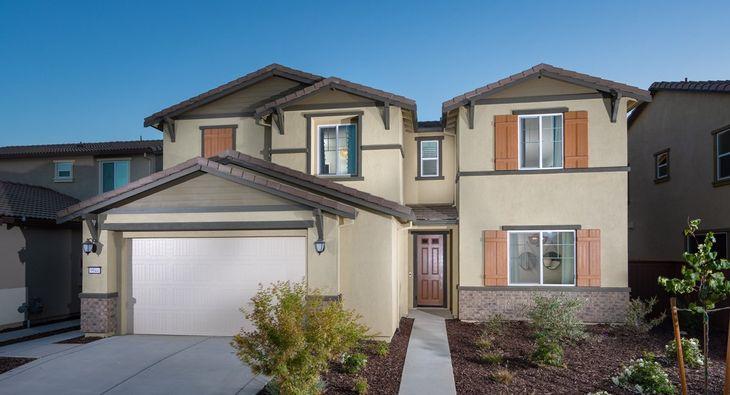 The Salinas Model Home