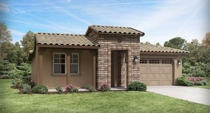 Cypress Plan 4017 H Ranch Hacienda