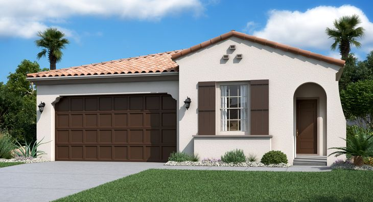Palo Verde Plan 3519 A Spanish Colonial