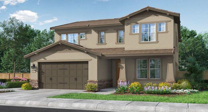 Residence 3051 | Elevation C