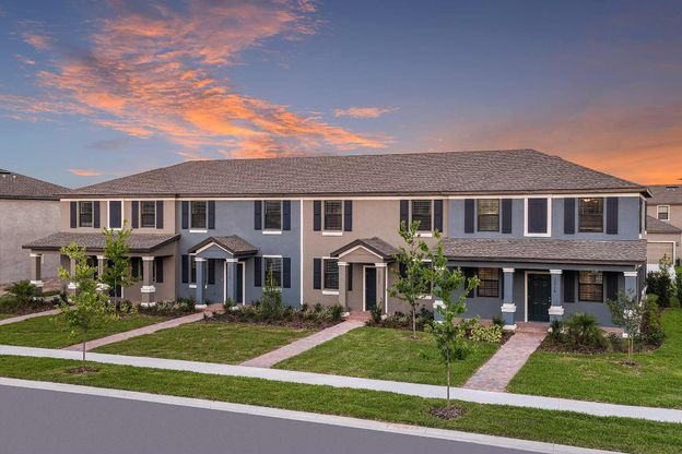 Landcaster Townhomes