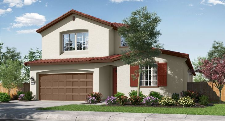 Residence 2502   Elevation A