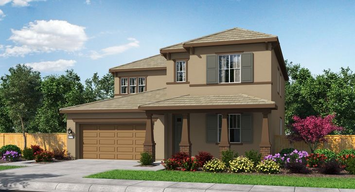 Residence 2713 | Elevation B