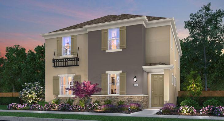 Residence 2185 | Elevation B