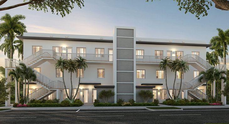 Model D Plan, Doral, Florida 33178 - Model D Plan at