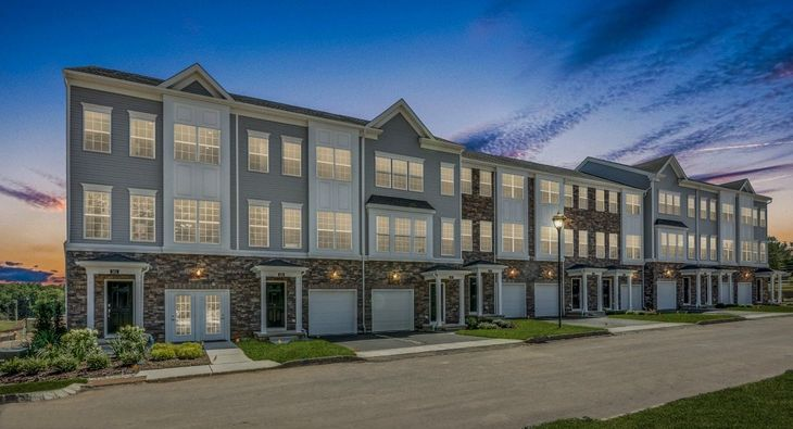 Branchburg New Home - The Oxford