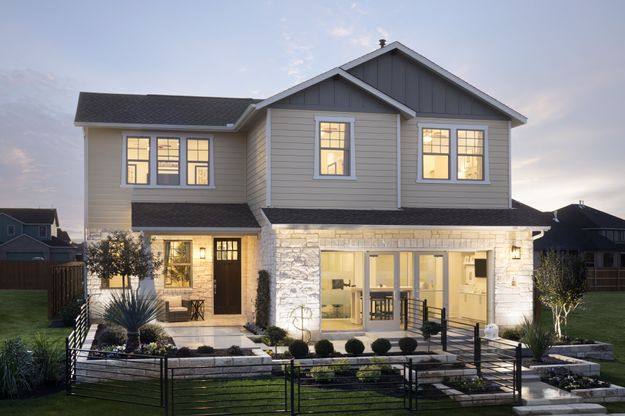 Carmel Creek - Brookston II - 60' Homesites,78634