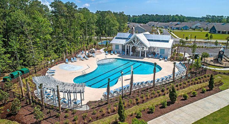 Resort Style Amenities