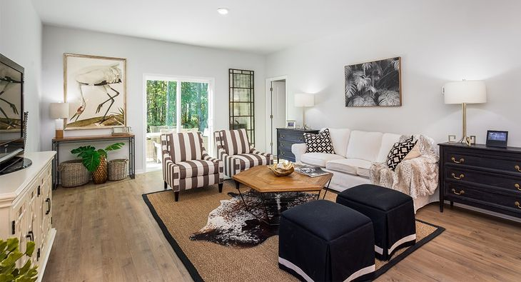 Annapolis Family Room