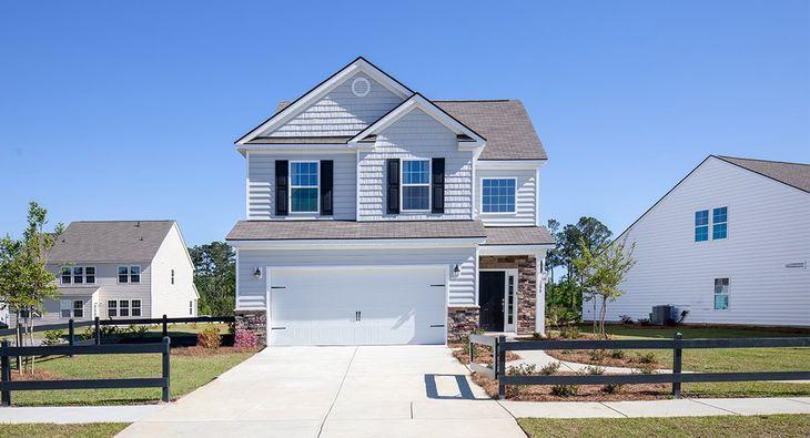 Linden Model Home