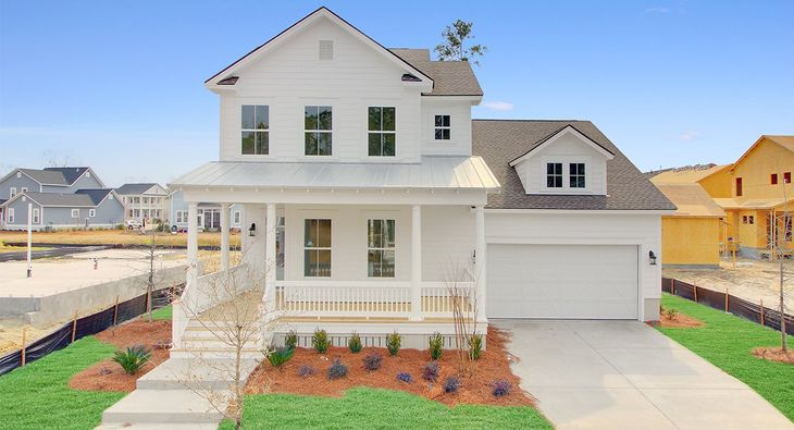 Keowee Floorplan Available in Carolina Park