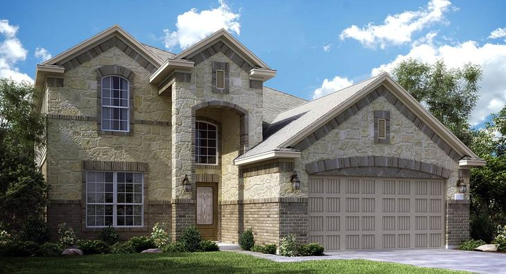 Terrazzo Ii Plan At The Villages At Harmony Brookstone