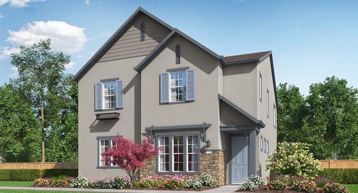 Residence 2185 | Elevation C