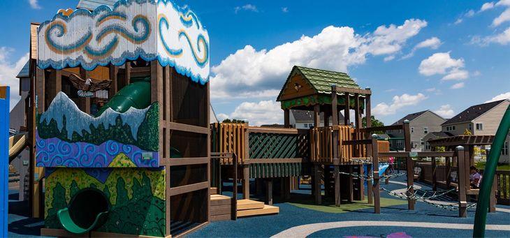 Angel Park Playground