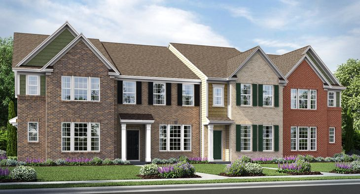 5-Unit Townhomes