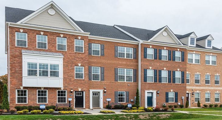 St. Charles - St. Charles Townhomes,20695