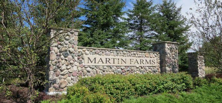 Martin Farms Monument