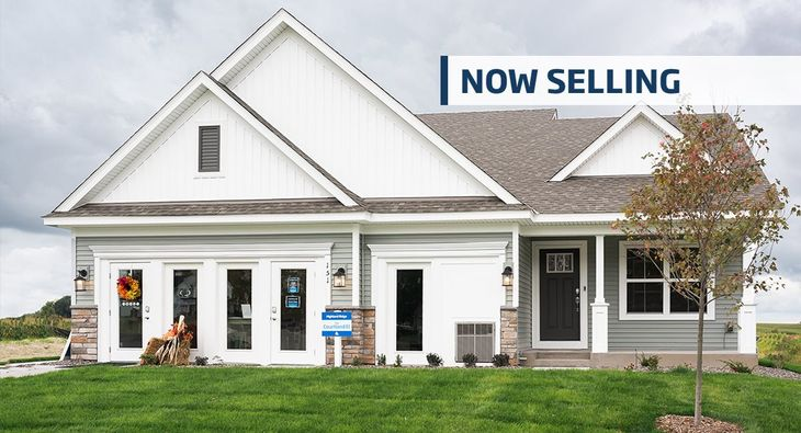 New Homes for Sale at Highland Ridge
