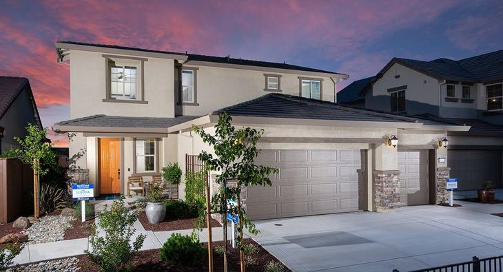 The Sequoia Model Home