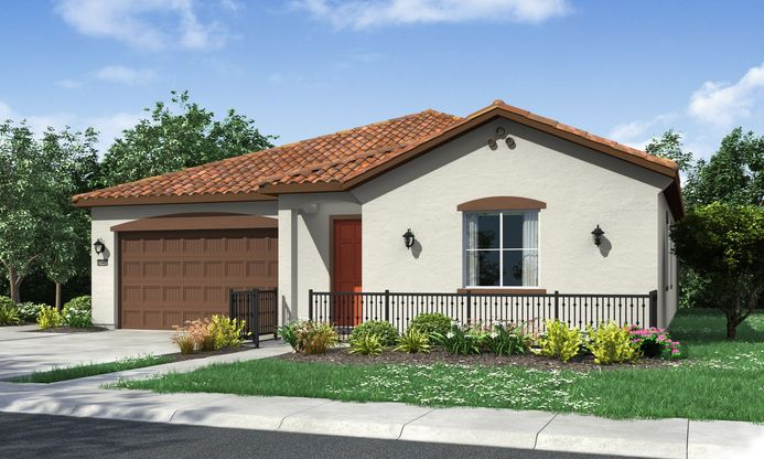 Residence 2145   Elevation A