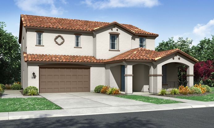 Residence 2767 | Elevation A