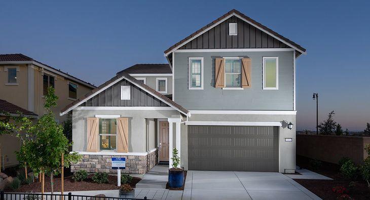 Residence 2617 Model Home