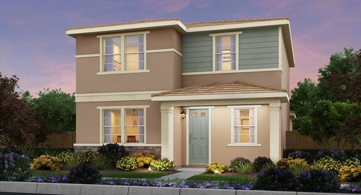 Residence 1836 | Elevation A