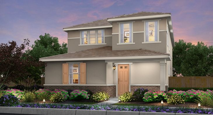 Residence 2087 | Elevation A