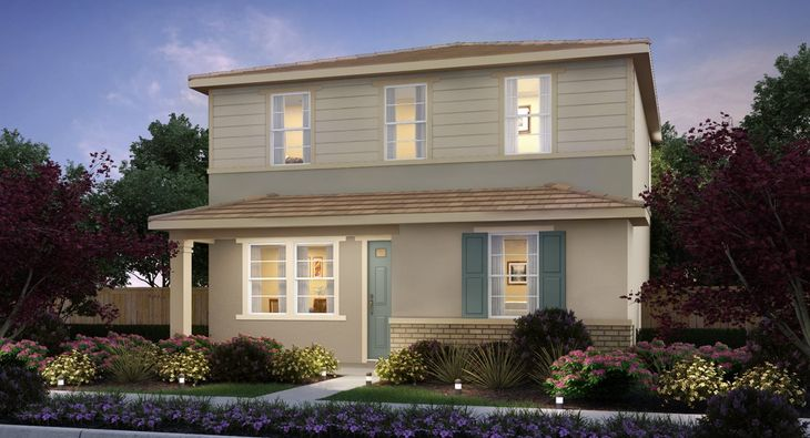 Residence 2338 | Elevation A