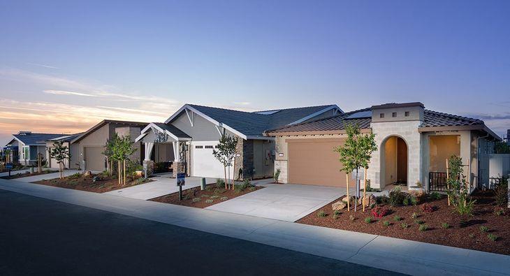 Meridian Model Homes