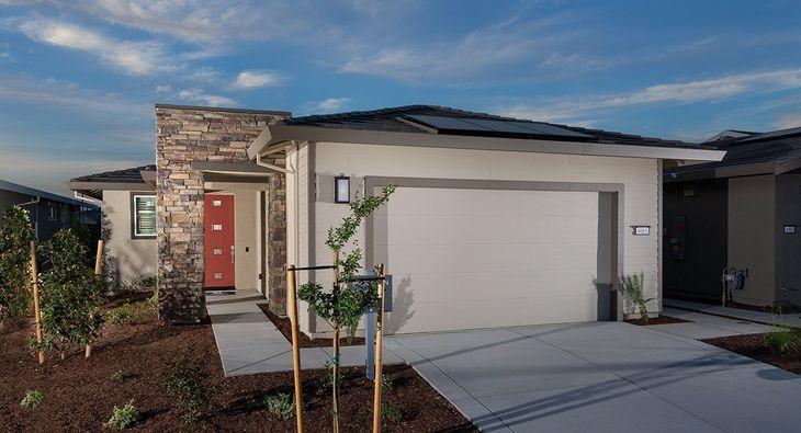 Residence 1246 Model Home