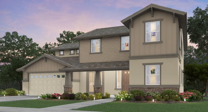 Residence 3023 | Elevation C