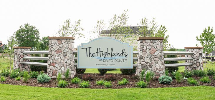 Highlands of River Pointe