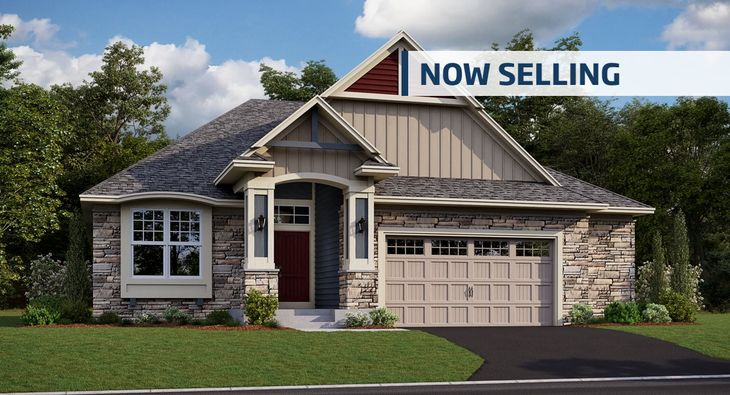 New Homes for Sale at The Park Villas