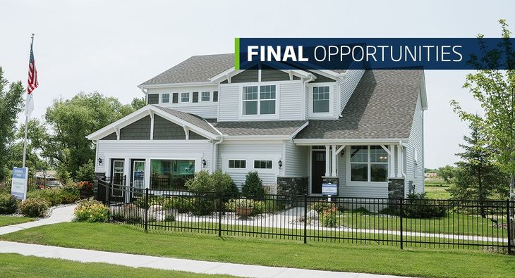 New Homes for Sale at Providence Ponds